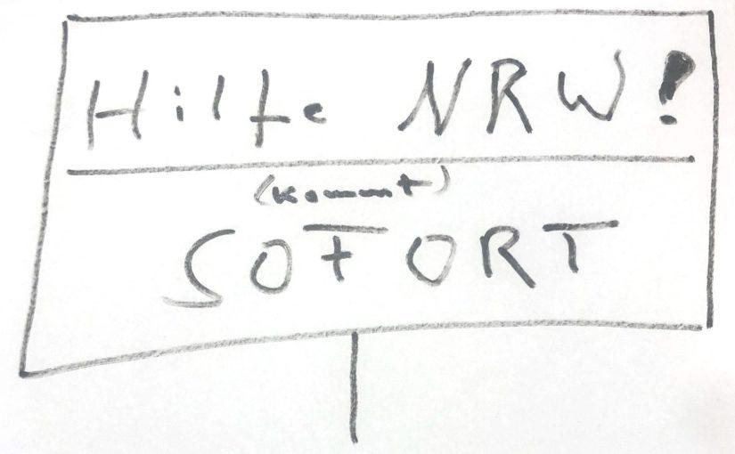 Corona Soforthilfe für Freiberufler in NRW !